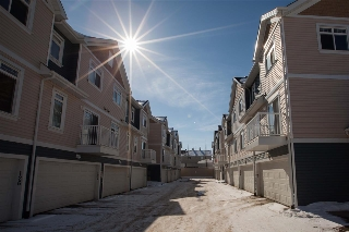 Main Photo: 124 1804 70 Street SW in Edmonton: Zone 53 Townhouse for sale : MLS(r) # E4053950