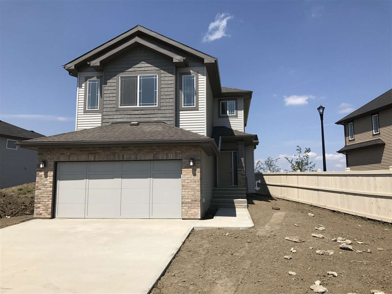 Main Photo:  in Edmonton: Zone 56 House for sale : MLS® # E4057473