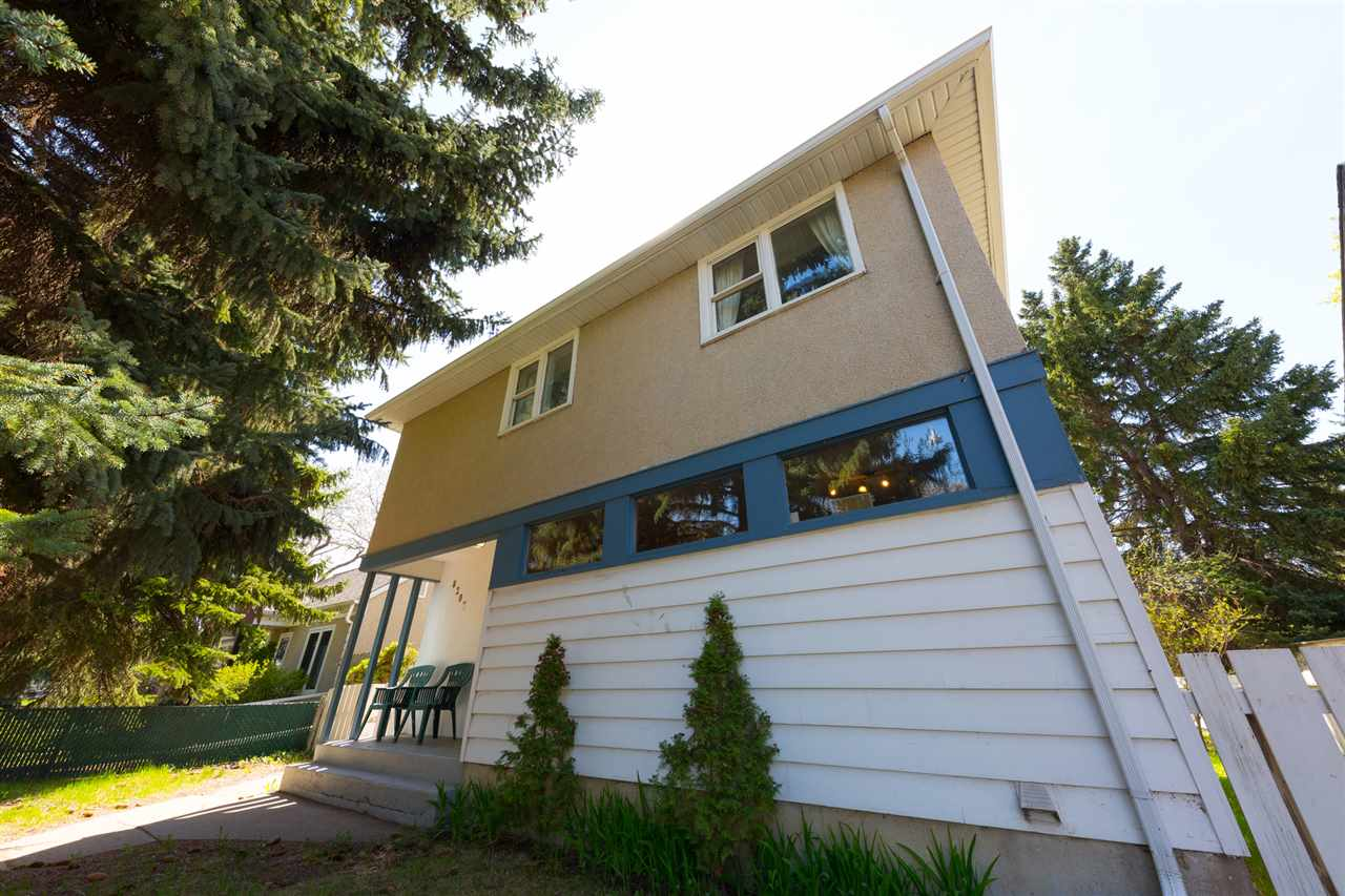 Main Photo: 8207 101 Avenue in Edmonton: Zone 19 House for sale : MLS® # E4064580