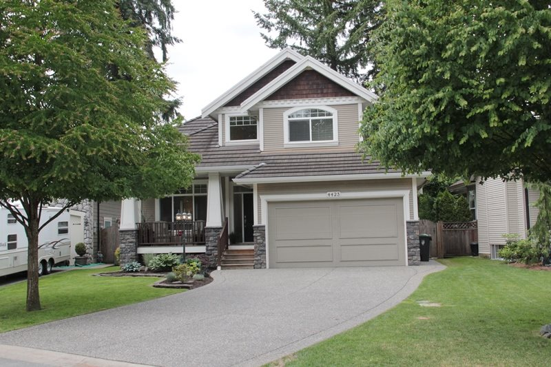 "Main Photo: 4423 208A Street in Langley: Brookswood Langley House for sale in ""Cedar Ridge"" : MLS® # R2176787"