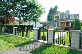 Main Photo: 1593 SHERLOCK Avenue in Burnaby: Sperling-Duthie House 1/2 Duplex for sale (Burnaby North)  : MLS(r) # R2177617