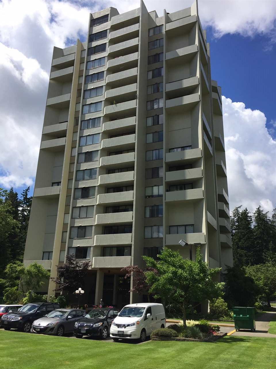"Main Photo: 1606 4105 MAYWOOD Street in Burnaby: Metrotown Condo for sale in ""TIMES SQUARE"" (Burnaby South)  : MLS(r) # R2178631"