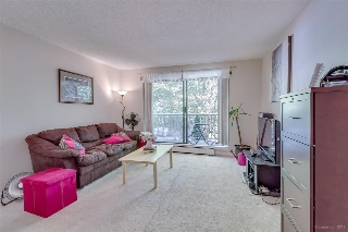 "Main Photo: 213 3921 CARRIGAN Court in Burnaby: Government Road Condo for sale in ""LOUGHEED ESTATES"" (Burnaby North)  : MLS(r) # R2182216"