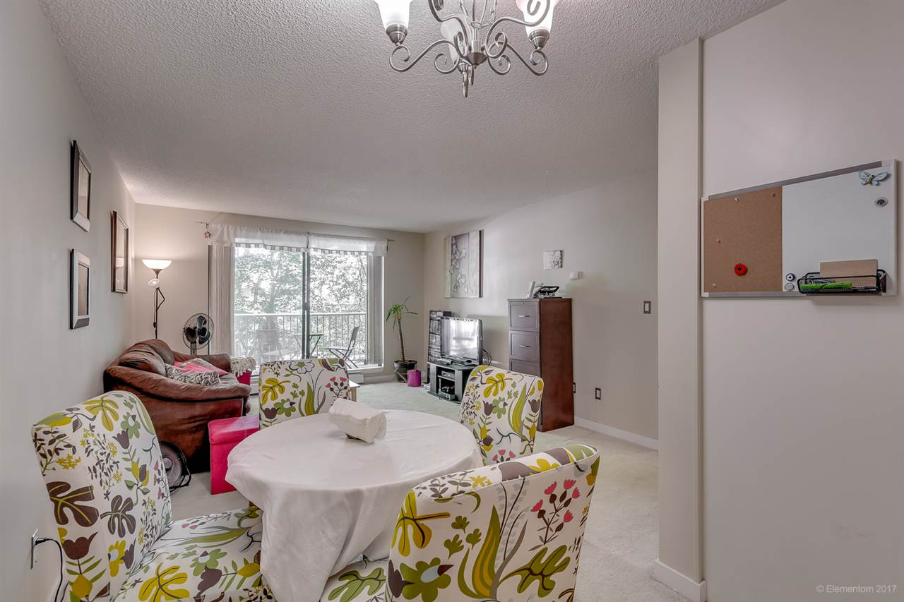 "Photo 4: 213 3921 CARRIGAN Court in Burnaby: Government Road Condo for sale in ""LOUGHEED ESTATES"" (Burnaby North)  : MLS(r) # R2182216"