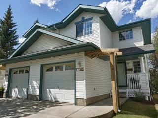 Main Photo: 17085 113 Street in Edmonton: Zone 27 House Half Duplex for sale : MLS(r) # E4072320