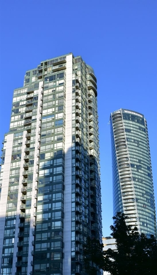 Main Photo: 3006 1239 W GEORGIA Street in Vancouver: Coal Harbour Condo for sale (Vancouver West)  : MLS(r) # R2187652
