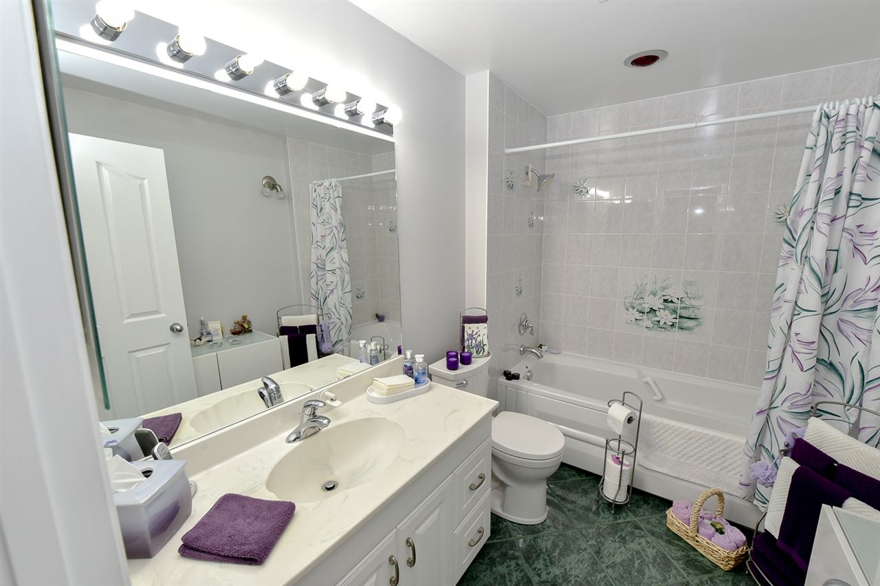 Check out the luxury in this desirable room which comes complete with a 6 foot air-jetted tub!