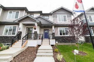 Main Photo:  in Edmonton: Zone 55 Attached Home for sale : MLS® # E4078508