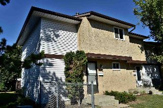 Main Photo: 2318 139 Avenue in Edmonton: Zone 35 Townhouse for sale : MLS® # E4078927