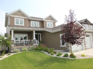 Main Photo: 21 Newcastle Way: St. Albert House for sale : MLS® # E4080305