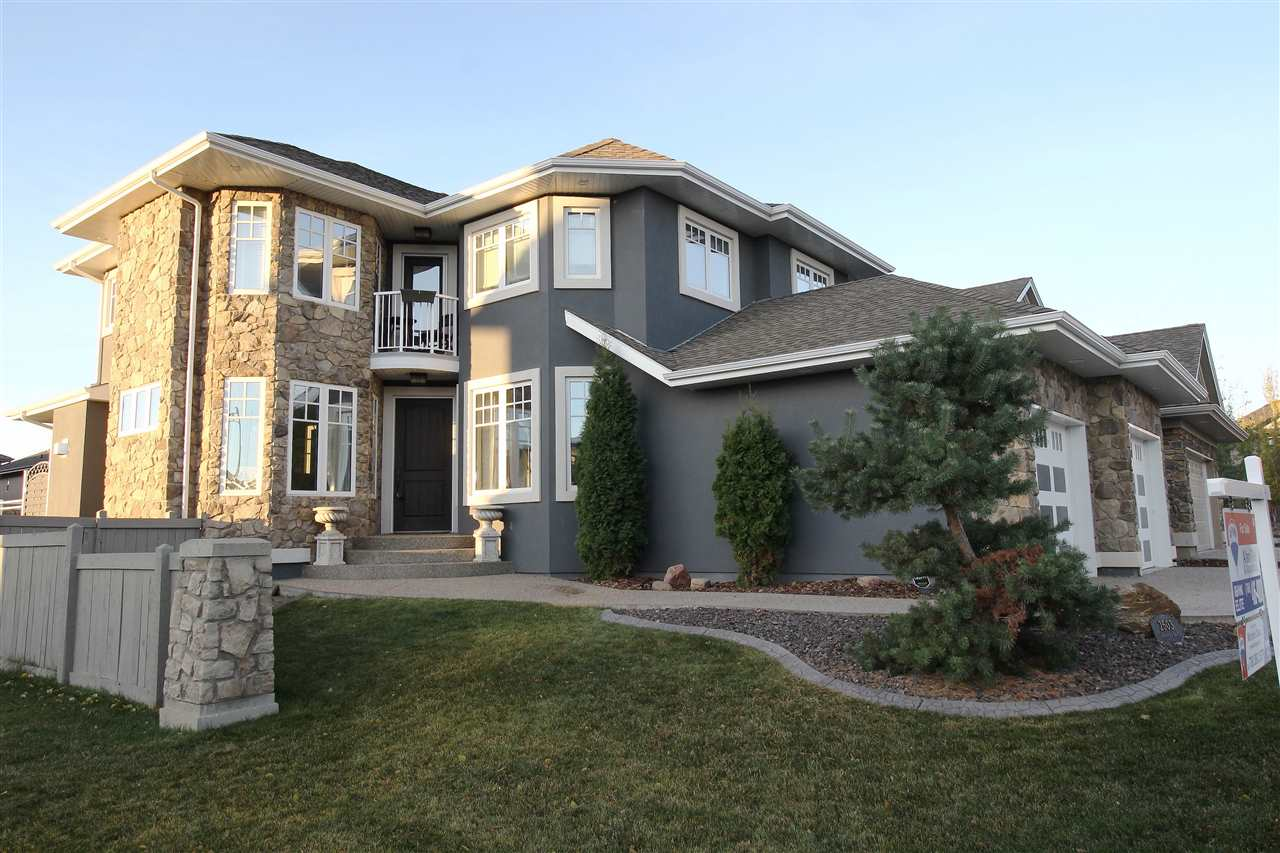 Main Photo: 2503 WARRY Bay in Edmonton: Zone 56 House for sale : MLS® # E4085172