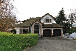 "Main Photo: 23500 109TH Avenue in Maple Ridge: Albion House for sale in ""THE PARC REGAL II"" : MLS® # R2223115"