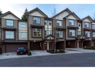 "Main Photo: 14 33860 MARSHALL Road in Abbotsford: Central Abbotsford Townhouse for sale in ""Marshall Mews"" : MLS® # R2228230"