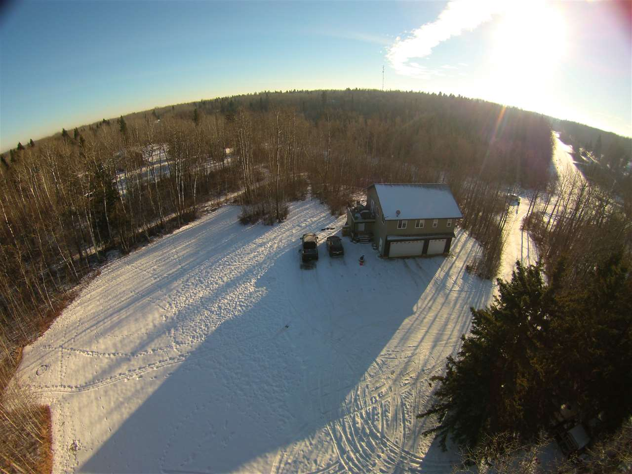 Main Photo: 21 2320 Twp Rd 540: Rural Lac Ste. Anne County House for sale : MLS® # E4091966