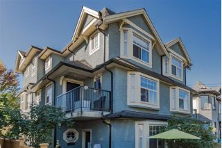 "Main Photo: 2168 FRANKLIN Street in Vancouver: Hastings Townhouse for sale in ""HASTINGS-SUNRISE"" (Vancouver East)  : MLS® # R2234496"