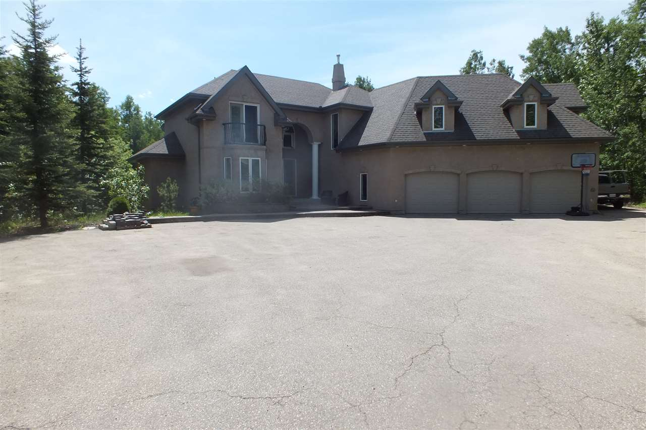 Main Photo: 54030 RR275: Rural Parkland County House for sale : MLS®# E4096543