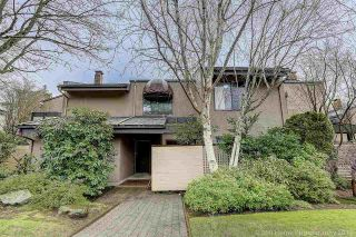 Main Photo: 2066 MARINE Drive in West Vancouver: Ambleside Townhouse for sale : MLS® # R2239917