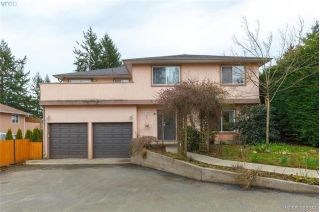 Main Photo: 6261 Springlea Road in VICTORIA: CS Tanner Single Family Detached for sale (Central Saanich)  : MLS®# 388543