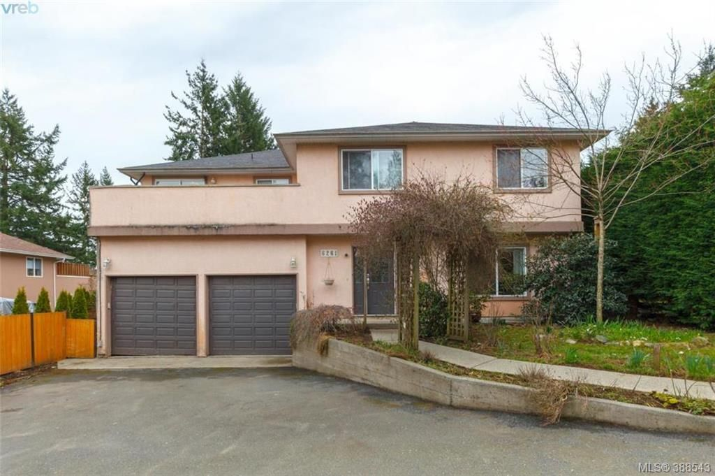 Main Photo: 6261 Springlea Road in VICTORIA: CS Tanner Single Family Detached for sale (Central Saanich)  : MLS® # 388543