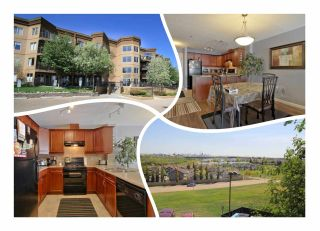 Main Photo: 330 530 Hooke Road in Edmonton: Zone 35 Condo for sale : MLS®# E4102542