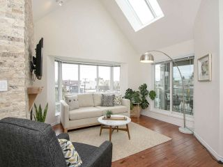"Main Photo: 406 2195 W 5TH Avenue in Vancouver: Kitsilano Condo for sale in ""Hearthstone"" (Vancouver West)  : MLS®# R2255587"