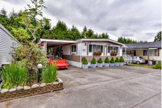 "Main Photo: 277 201 CAYER Street in Coquitlam: Maillardville Manufactured Home for sale in ""WILDWOOD PARK"" : MLS®# R2269026"