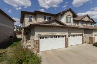 Main Photo: 108 41 Summerwood Boulevard: Sherwood Park Townhouse for sale : MLS®# E4112714
