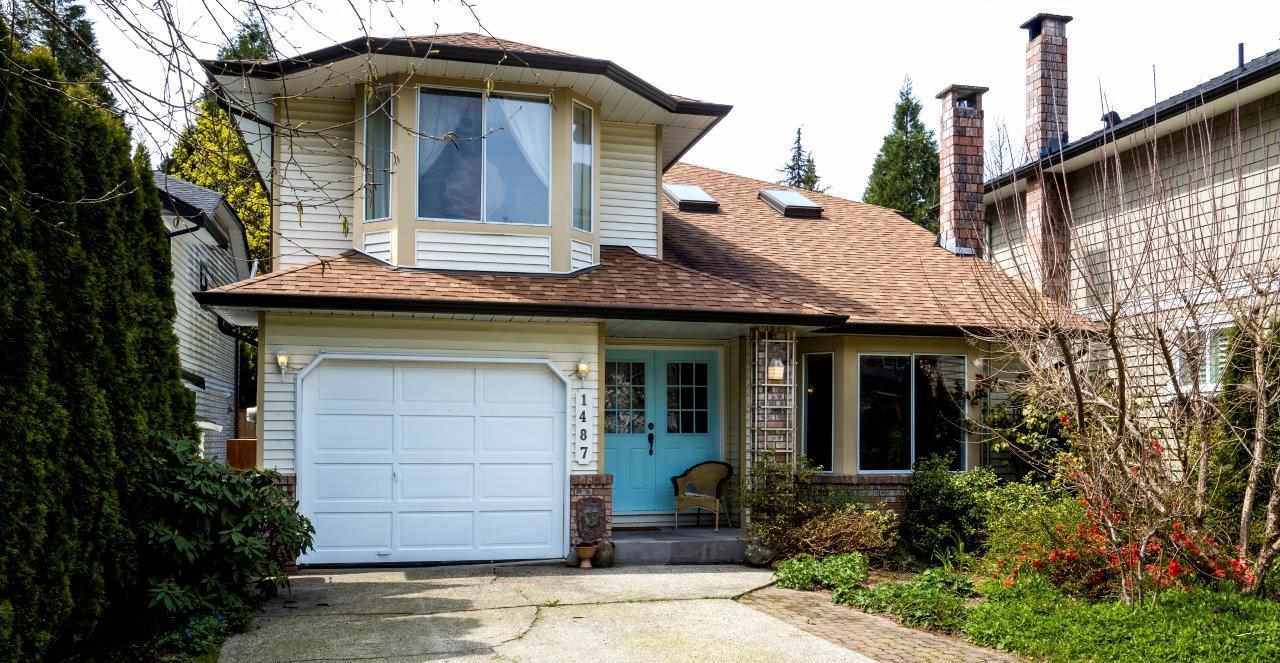 Main Photo: 1487 NORTON Court in North Vancouver: Indian River House for sale : MLS®# R2281677