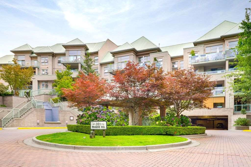 Main Photo: 502 301 MAUDE Road in Port Moody: North Shore Pt Moody Condo for sale : MLS®# R2300049