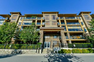 "Main Photo: 303 8258 207A Street in Langley: Willoughby Heights Condo for sale in ""Yorkson Creek"" : MLS®# R2304724"