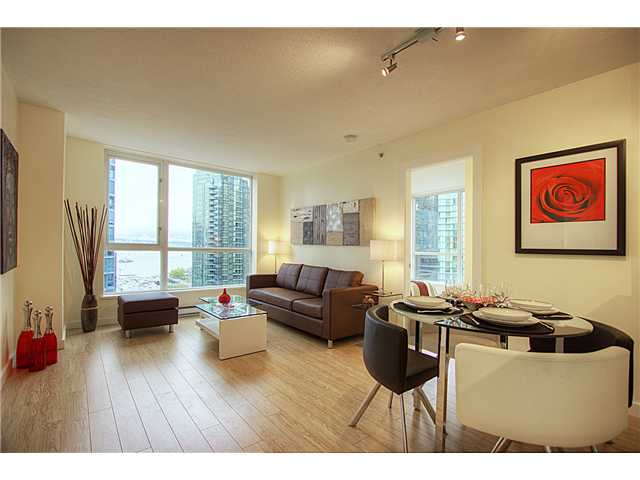 Main Photo: 1002 1420 georgia Street in Vancouver: Condo for sale (Vancouver West)  : MLS® # V957004