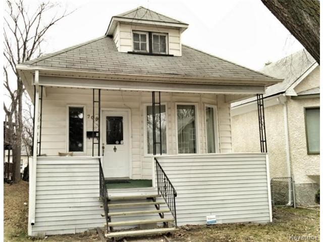 Main Photo: 709 Nassau Street South in WINNIPEG: Manitoba Other Residential for sale : MLS(r) # 1325024