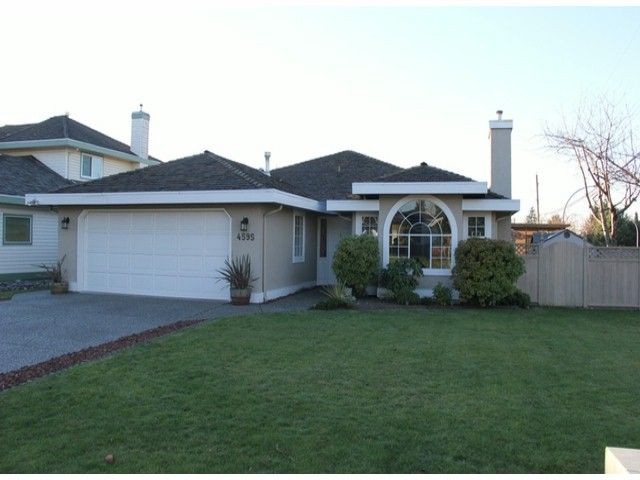 "Main Photo: 4595 217A ST in Langley: Murrayville House for sale in ""MURRAYVILLE"" : MLS® # F1326776"