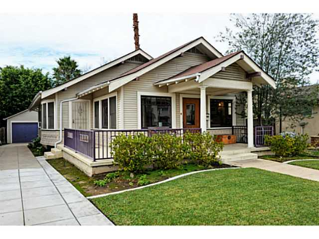 Main Photo: HILLCREST House for sale : 4 bedrooms : 3510 Park Boulevard in San Diego