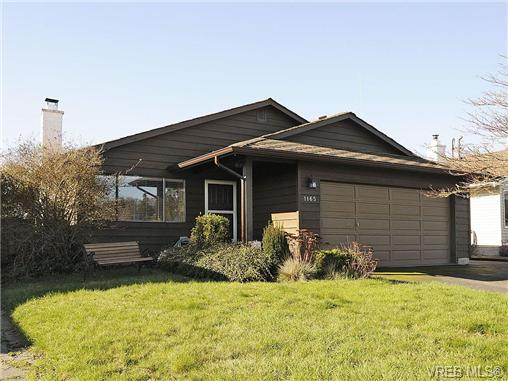 Main Photo: 1165 Roy Road in VICTORIA: SW Northridge Single Family Detached for sale (Saanich West)  : MLS® # 334146