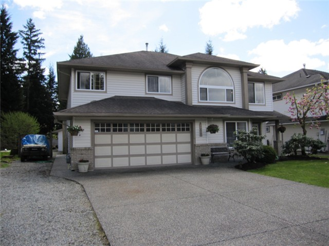Main Photo: 22872 127TH Avenue in Maple Ridge: East Central House for sale : MLS® # V1061481