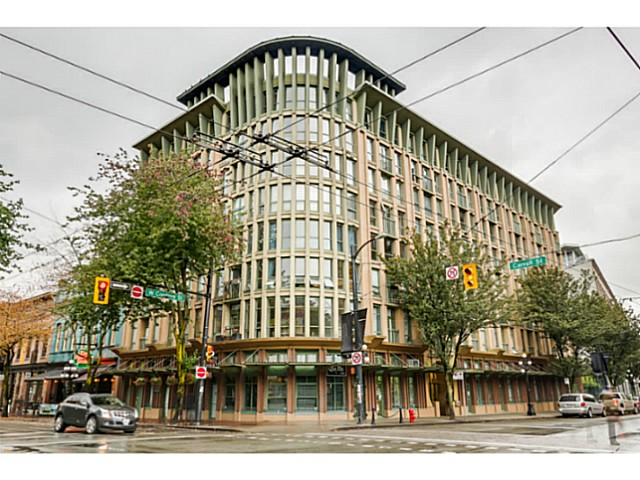 Main Photo: 401 1 E CORDOVA Street in Vancouver: Downtown VE Condo for sale (Vancouver East)  : MLS(r) # V1090568