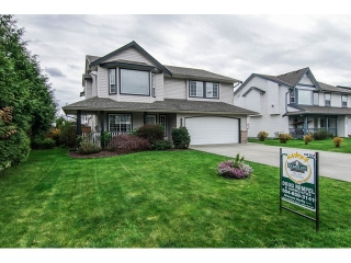 "Main Photo: 34640 6TH Avenue in Abbotsford: Poplar House for sale in ""Huntingdon"" : MLS®# F1439908"