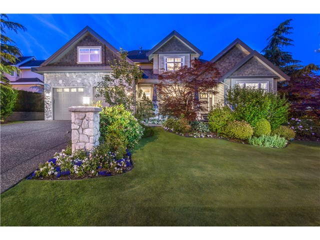 Main Photo: 1713 HAMPTON Drive in Coquitlam: Westwood Plateau House for sale : MLS® # V1131601