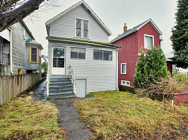 Photo 2: 737 PRIOR Street in Vancouver: Mount Pleasant VE Home for sale (Vancouver East)  : MLS® # V1138793