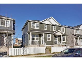 Main Photo: 40 REDSTONE Avenue NE in Calgary: Redstone House for sale : MLS(r) # C4036269