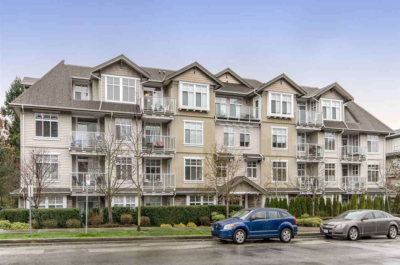 "Main Photo: 302 15323 17A Avenue in Surrey: King George Corridor Condo for sale in ""Semiahmoo Place"" (South Surrey White Rock)  : MLS® # R2045112"