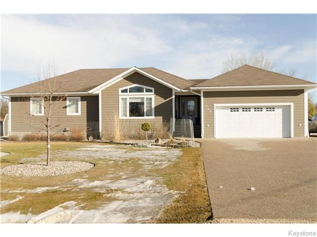 Main Photo: 345 Hatfield Avenue in Headingley: Headingley South Residential for sale (South Winnipeg)  : MLS® # 1605782