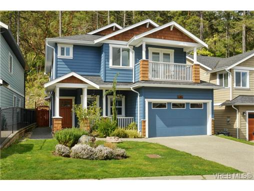 Main Photo: 2387 Chilco Road in VICTORIA: VR Six Mile Single Family Detached for sale (View Royal)  : MLS®# 362922