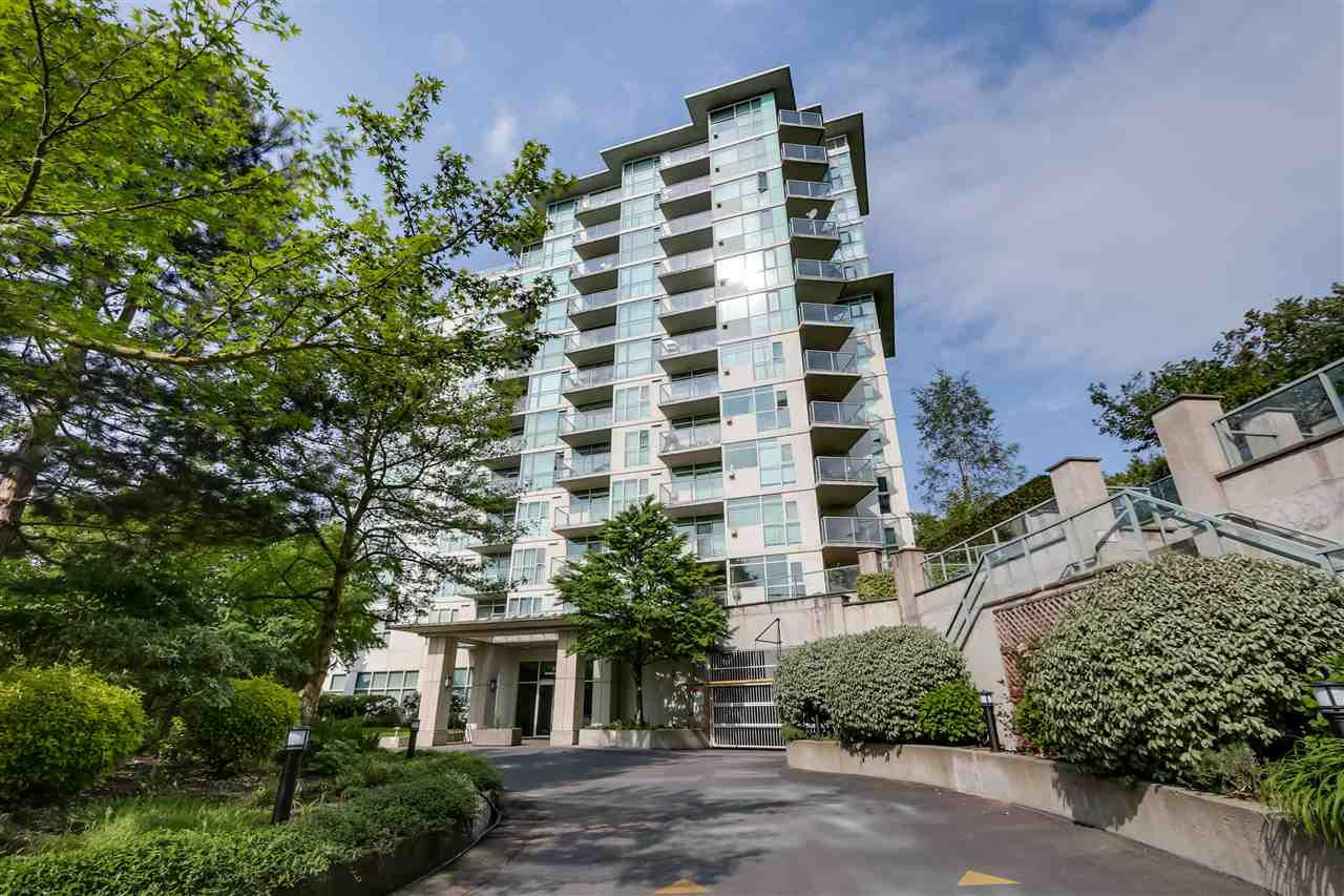 "Main Photo: 807 2733 CHANDLERY Place in Vancouver: Fraserview VE Condo for sale in ""RIVERDANCE"" (Vancouver East)  : MLS(r) # R2061726"