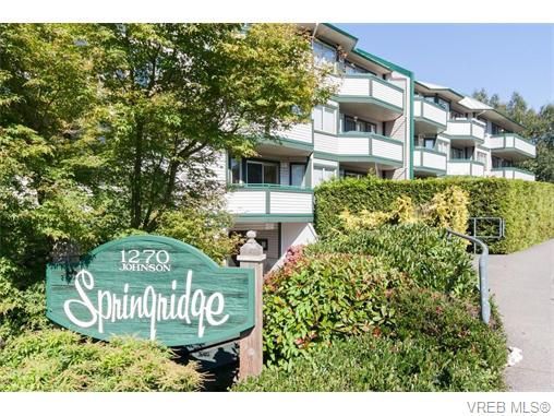 Main Photo: 304 1270 Johnson Street in VICTORIA: Vi Downtown Condo Apartment for sale (Victoria)  : MLS® # 370850