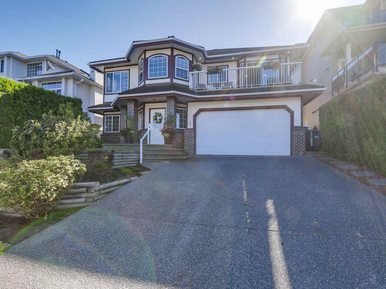 Main Photo: 1166 FLETCHER Way in Port Coquitlam: Citadel PQ House for sale : MLS® # R2124771