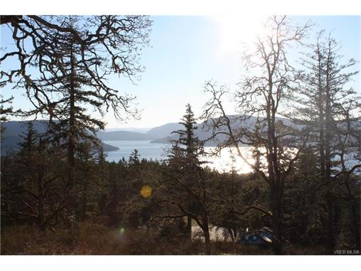 Main Photo: Lot 9 Canvasback Place in SALT SPRING ISLAND: GI Salt Spring Land for sale (Gulf Islands)  : MLS® # 372941