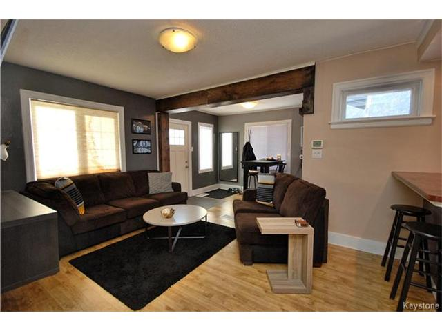 Photo 4: 27 Harrowby Avenue in Winnipeg: St Vital Residential for sale (2D)  : MLS(r) # 1701710