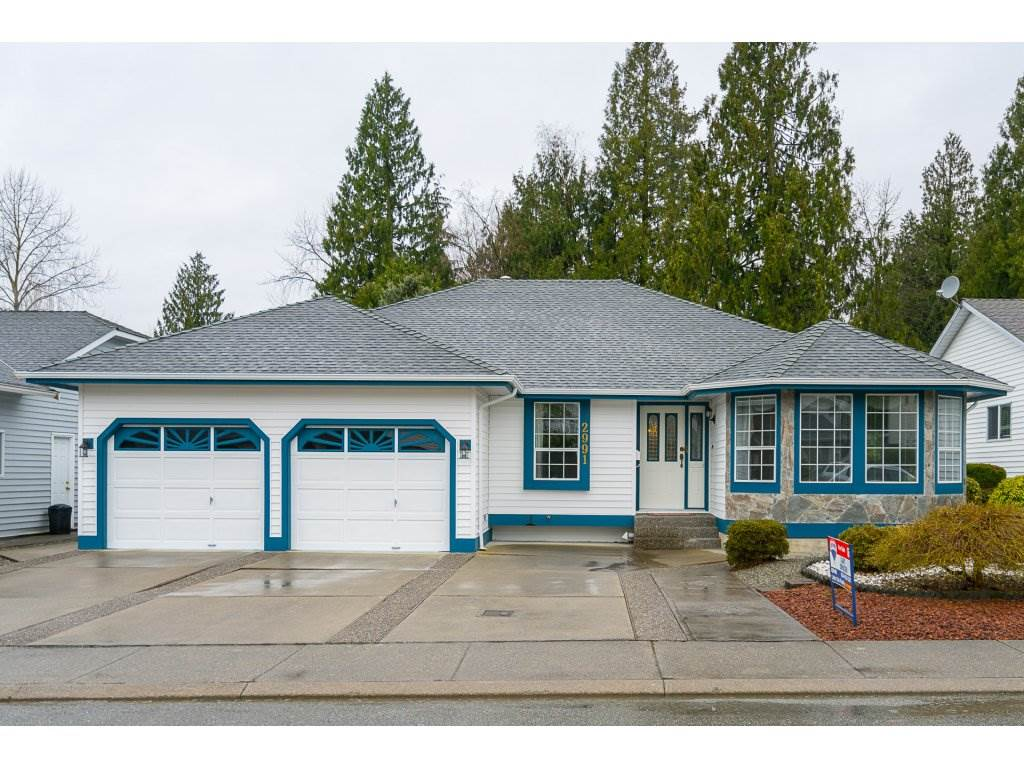 Main Photo: 2991 EASTVIEW Street in Abbotsford: Central Abbotsford House for sale : MLS® # R2150312